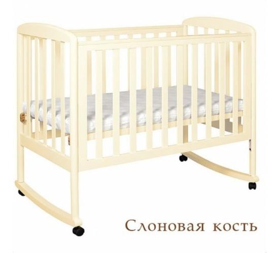 Кроватка кубаньлесстрой АБ 18.0 Василёк