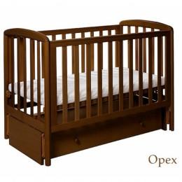 Кроватка АБ 18.3