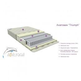 Детский анатомический матрас АНАТОМИК «TRIUMPH» 120х60 12 см.