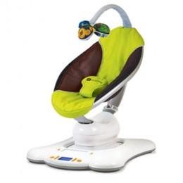 Электронное кресло-качалка 4moms MamaRoo зеленый