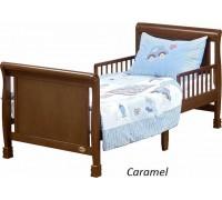 Кроватка Giovanni Prima Chocolo ( шоколад),мель) Витринный образец160*80