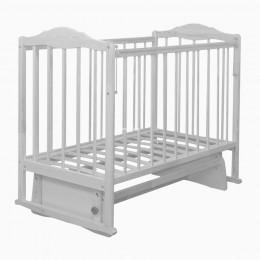 Кровать СКВ-2 Арт. 234001 (белая)