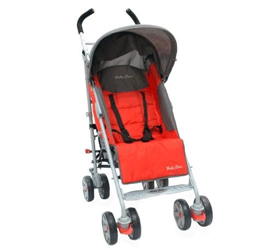 Коляска трость Baby Care Polo - Red