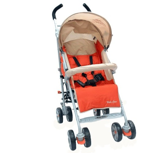 Коляска трость Baby Care Polo - Light Terrakote