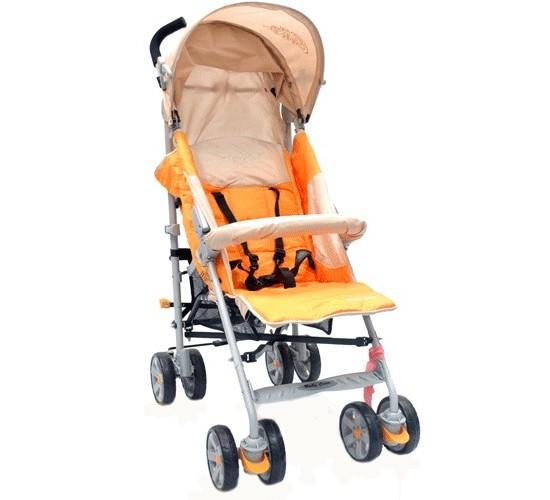 Коляска трость Baby Care Polo - Light Orange