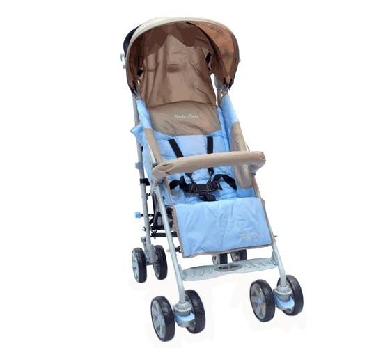 Коляска трость Baby Care Polo -Light Blue