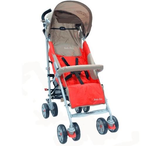 Коляска трость Baby Care Polo - Dark Red