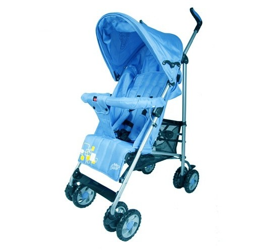 Коляска трость Baby Care City Style - Blue
