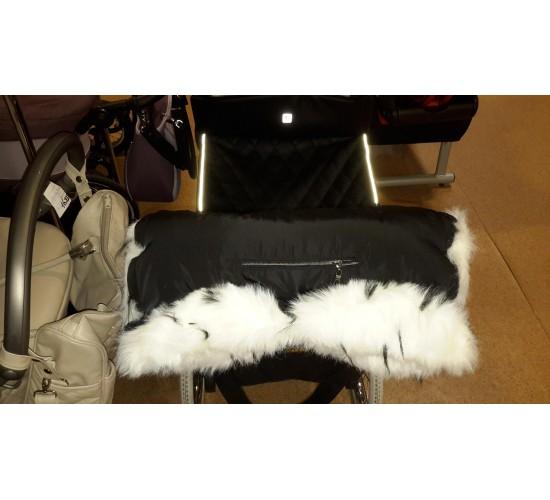 Муфта для коляски люкс с кармашком для телефона