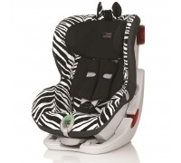 Автокресло romer king 2 ls smart zebra