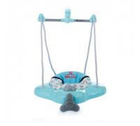 Прыгунки Baby Care Aero. Blue Summer