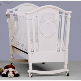 Детская кровать-качалка Erbesi Pretty