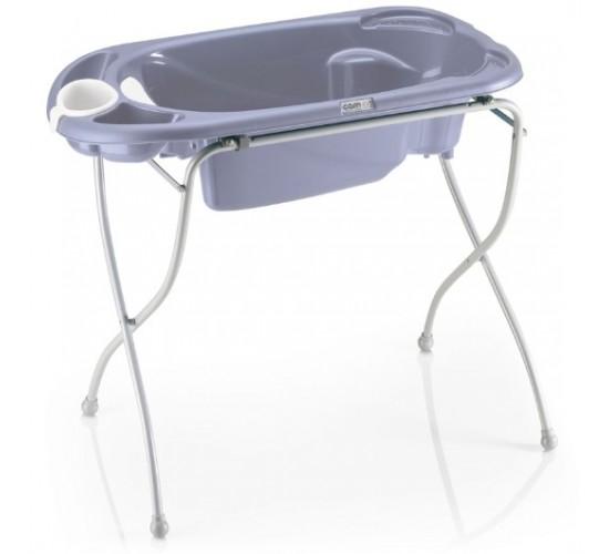 Подставка под ванночку CAM Stand Universale. ART.C524 серый, хром