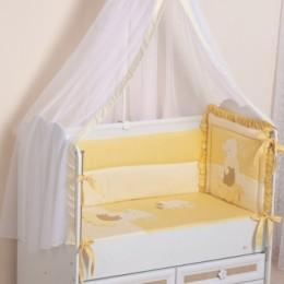 Комплект в кроватку Арт. 64 бежевый