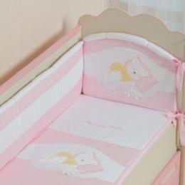 Комплект постельного белья Сдобина Арт. 50.112 розовый