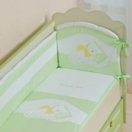 Комплект постельного белья Сдобина Арт. 50.112 салатовый
