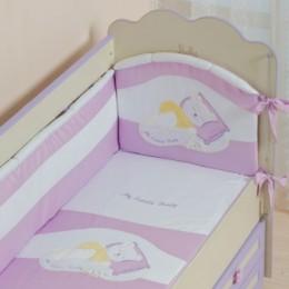 Комплект постельного белья Сдобина Арт. 50.112 фиолетовый
