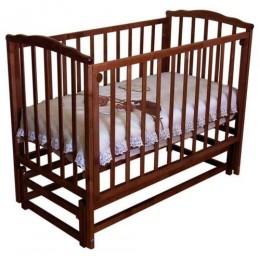 Кроватка с-619 Кристина шоколад