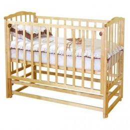 Кроватка с-619 Кристина вишня
