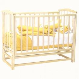 Кроватка С 619 слоновая кость