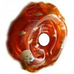 Круг для купания Baby Swimmer красный (полноцвет) BS21R