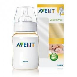 Бутылочка для кормления 260 мл. BPA-Free. Avent. Арт. 86010