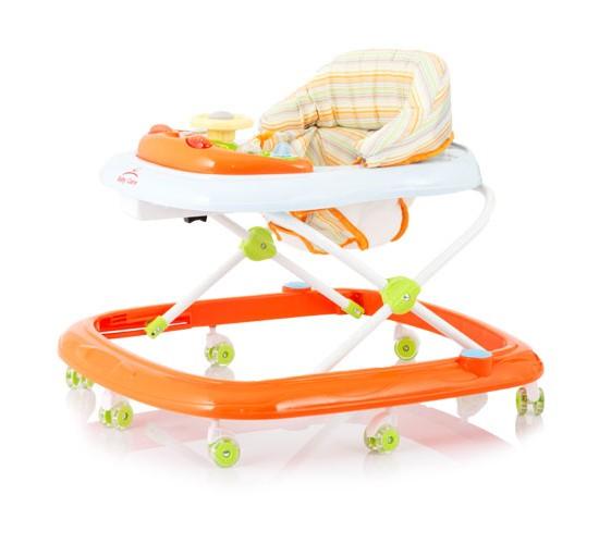 Ходунки Baby Care Flip. Orange