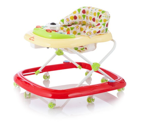 Ходунки Baby Care Flip. Red