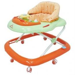 Ходунки Baby Care Pilot. Orange