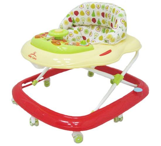 Ходунки Baby Care Pilot. Red