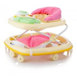 Ходунки Baby Care Top-Top. Yellow