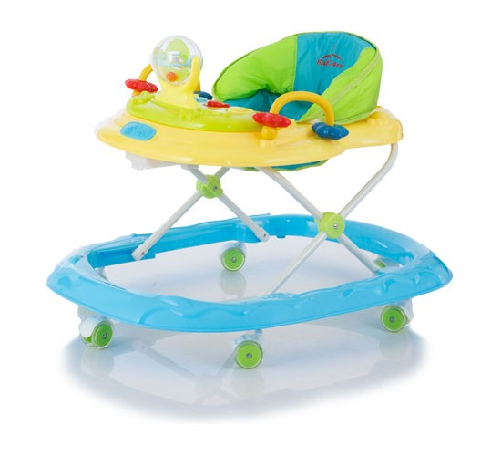 Ходунки Baby Care Walker. Yellow
