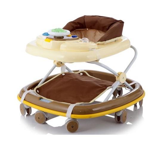 Ходунки Baby Care Top-Top. Brown