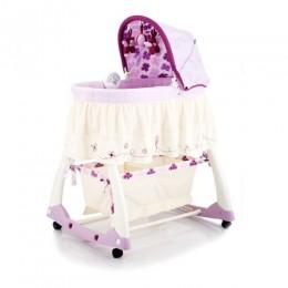 Кроватка-Люлька  детская Jetem Dream. Charming витринный образец