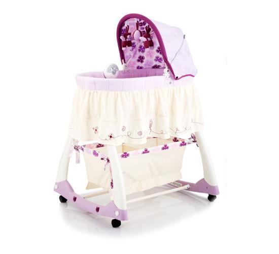 Кроватка-Люлька  детская Jetem Dream. Charming
