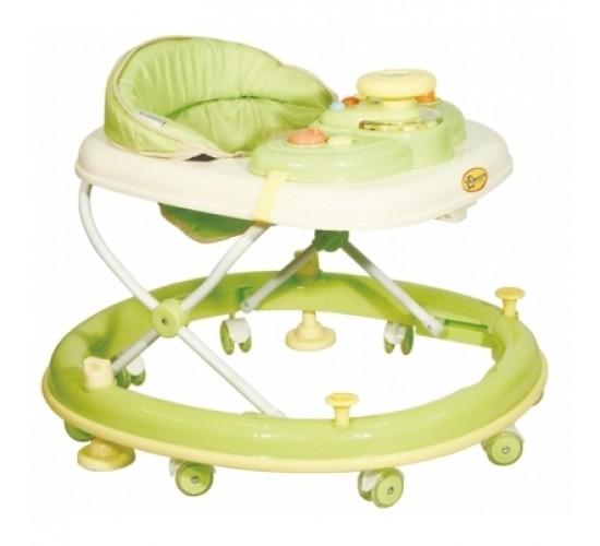 Ходунки детские KINDESALTER KSW-209. Зелёный