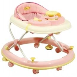 Ходунки детские KINDESALTER KSW-209. Розовый
