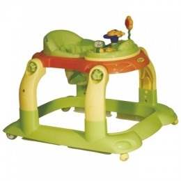 Ходунки детские KINDESALTER KSW-2091. Зелёный