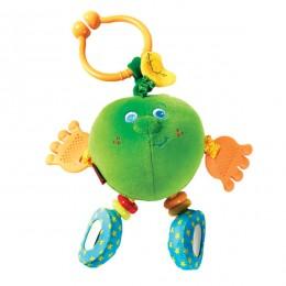 Развивающая игрушка зелёное Яблочко Энди Арт.411