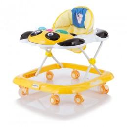 Ходунки Baby Care Panda.Yellow