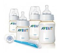 Набор бутылочек для новорожденного BPA Free. Avent. Арт. 86100