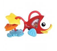 Развивающая игрушка Рыбка с прорезывателями, со звуковыми эффектами Арт. 61155