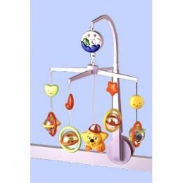 Игрушка (карусель) механическая Musical Baby Mobile. Арт.3866B