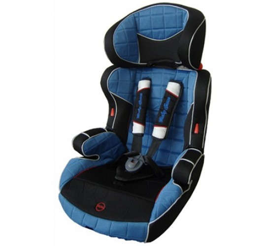 Автокресло Baby Care Grand Voyager 9-36 кг. Blue