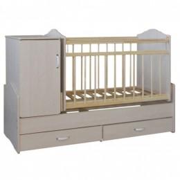 Кровать – трансформер СКВ-73002. Арт.73002(клён).