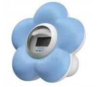 Цифровой термометр Philips Avent SCH550/20, для воды и воздуха, не тонет