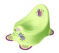 Детский горшок Prima Baby Hippo салатовый