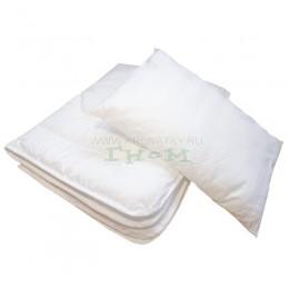 Комплект подушка+одеяло холлофайбер Сонный гномик арт. 062