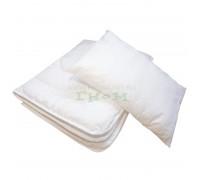 Комплект одеяло+подушка Шерсть Сонный гномик арт. 560