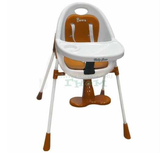 Стульчик для кормления Baby Care Basis Orange
